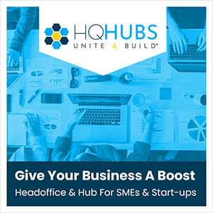 HQHubs - Give Your Business A Boost